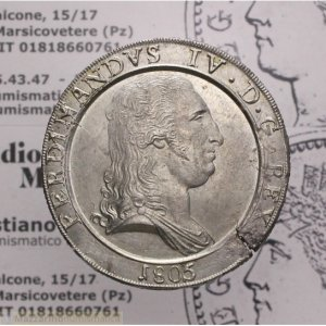 Regnodi Napoli. Ferdinando ...